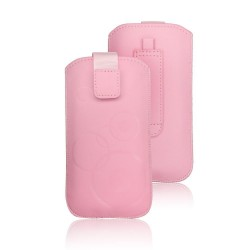 Forcell Deko Case iPhone 3G/3GS/4/4S pink