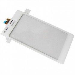 Sony Xperia M Touch Screen white ORIGINAL