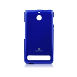 Jelly Silicone Sony Xperia E1 blue