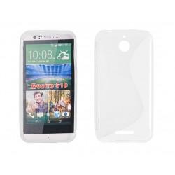 HTC Desire 510 Silicone S-Line transparent