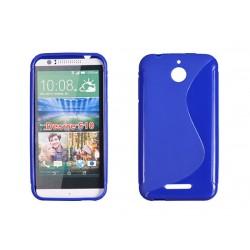 HTC Desire 510 Silicone S-Line blue