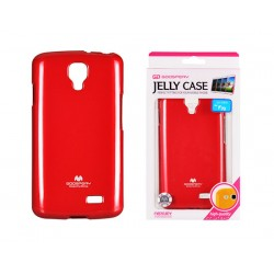 LG F70 D315 Jelly Silicone red