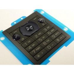 Sony Ericcson Aino U10 Keypad black ORIGINAL