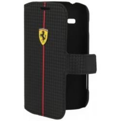 Samsung S7562 Galaxy S Duos Ferrari Book Case black
