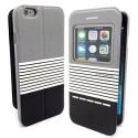 iPhone 6S/6 4.7 Baseus Eden Case Grey Black