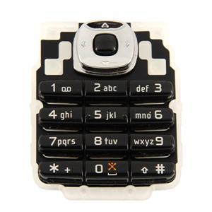 Nokia 6030 Keypad black OEM