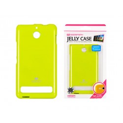 Jelly Silicone Sony Xperia E1 lime