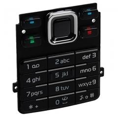 Nokia 6300 Keypad black OEM