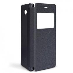 Sony Xperia E4G Nillkin Sparkle Folio Case black