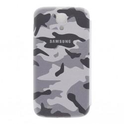 Samsung i9500 EF-FI950MIMEBIA Book Case white mime