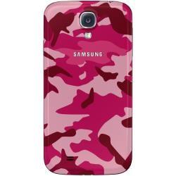 Samsung i9500 EF-FI950MIMEROS Book Case pink mime