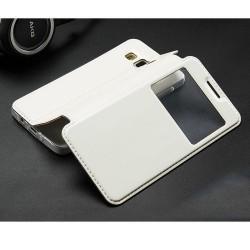 Samsung Galaxy J1 j100 KLD Etui SUN Case white