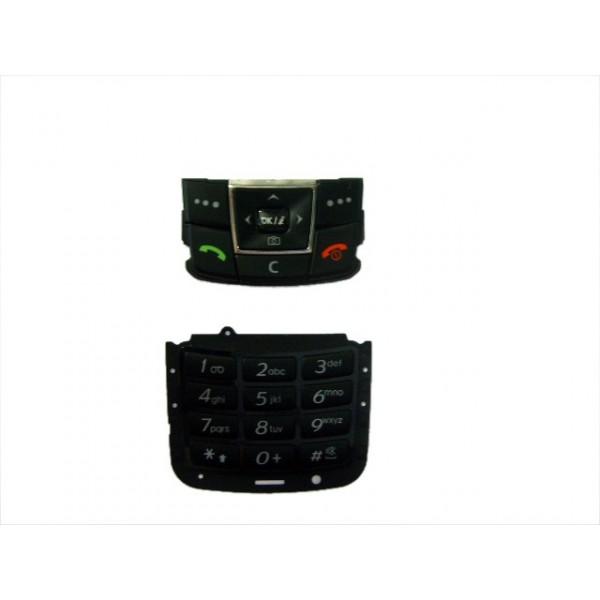 Samsung E250 Keypad black OEM