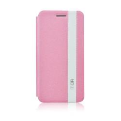 Samsung Galaxy S6/G920F Mofi Leather Case pink