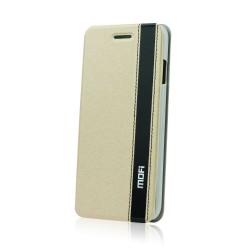 Sony Xperia E4 Mofi Leather Case gold