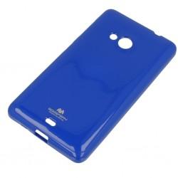 Jelly Silicone Nokia Lumia 535 blue