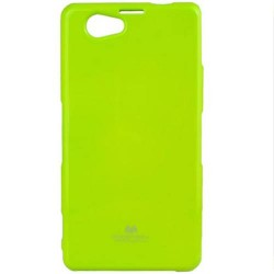 Jelly Silicone Sony Xperia Z1 lime