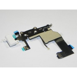 iPhone 5 Dock Connector+Microfone+Audio Jack Connector white ORI