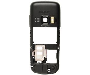 Nokia 6303c MiddleCover black ORIGINAL