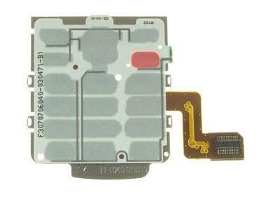 Nokia 6233/6234 UI Board