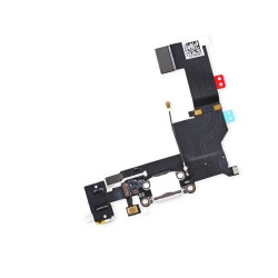 iPhone 5S Dock Connector+Microfone+Audio Connector black ΟΕΜ