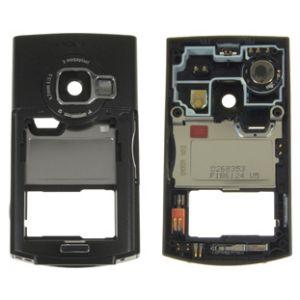 Nokia N80 MiddleCover black ORIGINAL