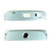 Nokia N95 Top+BottomCover silver ORIGINAL