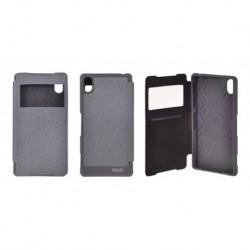 Samsung Galaxy S6 Edge Mercury Wow View Case grey