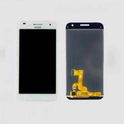 Huawei G7 Lcd+Touch Screen white HQ