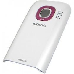 Nokia C2-02 BatteryCover white ORIGINAL