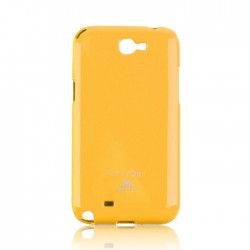 Jelly Silicone iPhone 4S/4 yellow