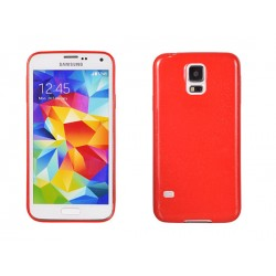 Samsung Galaxy Note 5 Jelly 0,3mm Silicone red