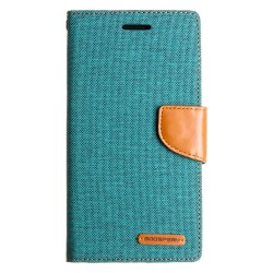 Samsung Galaxy S6 Edge Mercury Canvas Case green