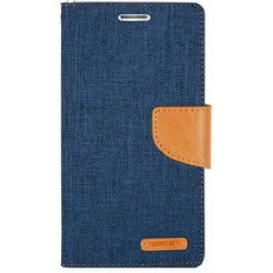 Samsung Galaxy S6 Mercury Canvas Case navy