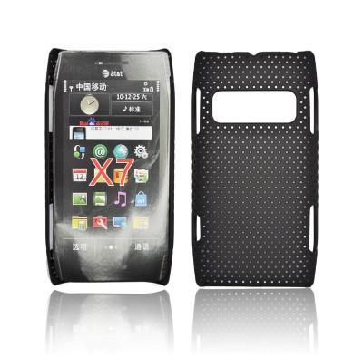 Grid Case Nokia X7-00 black