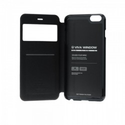 iPhone 5/5S Mercury Viva Case Window black