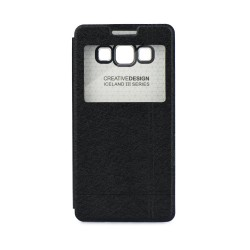 iPhone 5/5s KLD Iceland III Case black