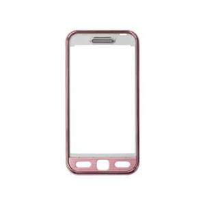 Samsung S5230 FrontCover pink ORIGINAL