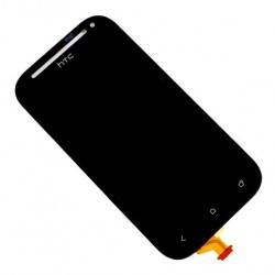 HTC One SV Lcd+Touch Screen black HQ