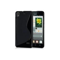 Silicone S-Line Nokia Lumia 720 black