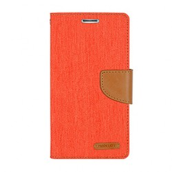 Samsung Galaxy A5 Mercury Canvas Case orange