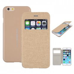 iPhone 6S/6 4.7 Mercury Viva Window Case gold