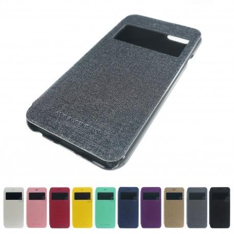 """Mercury Viva Case Window iPhone 6 4.7"""" grey"""