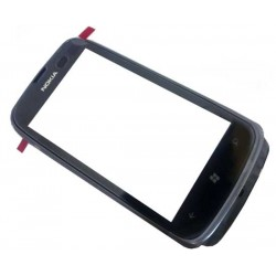 Nokia 600 Touch Screen+FrontCover HQ