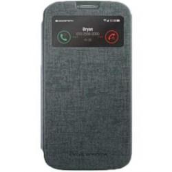 Samsung Galaxy S6 Mercury Viva Window Case grey