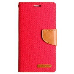 Samsung Galaxy A5 Mercury Canvas Case red