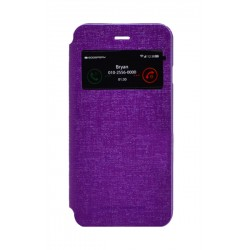 Samsung Galaxy S6 Mercury Viva Window Case violet