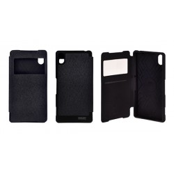 Samsung Galaxy A5 Mercury Wow View Case black