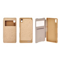 iPhone 6S Plus/6 Plus Mercury Wow View Case gold