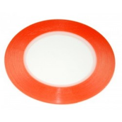 Tape 2mm red